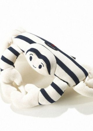 CRABE peluche Saint James