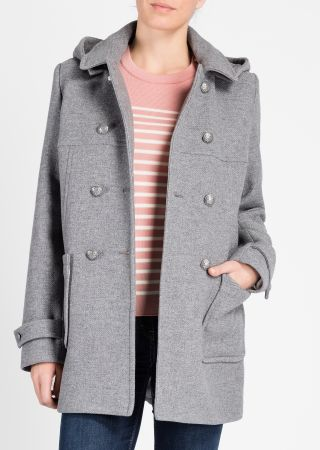 Duffle-coat STE SOPHIE Saint James