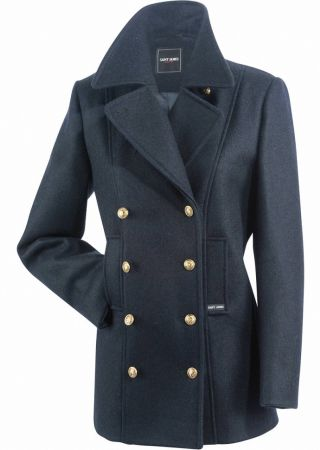 VOILURE II peacoat donna principessa cuciture Saint James