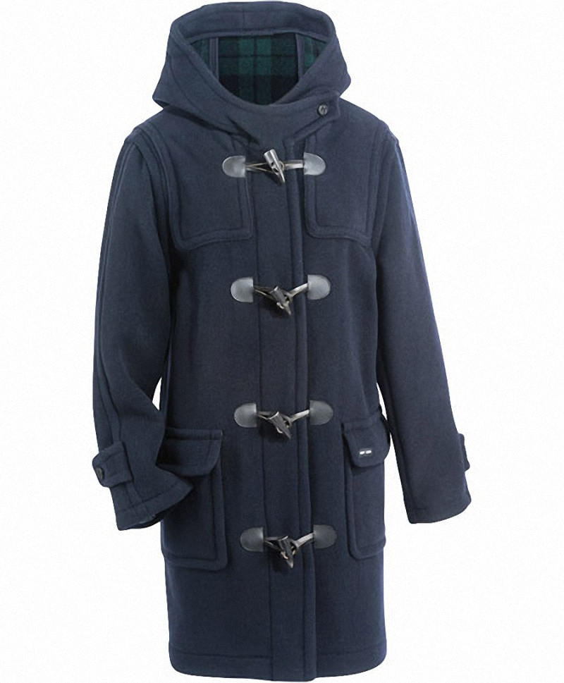 Royaume-Uni disponibilité 317ad f7122 ARCTIQUE II Duffle-coat Saint James femme