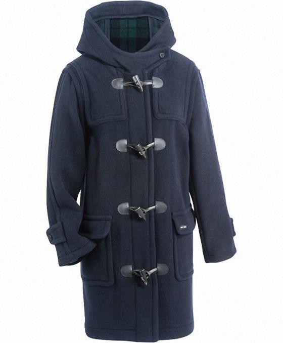 arctique duffle coat saint james femme cabans duffle. Black Bedroom Furniture Sets. Home Design Ideas