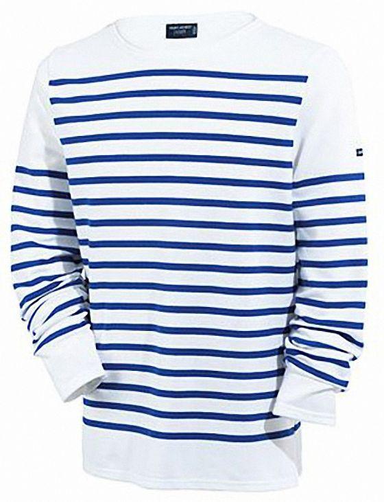 100% coton jersey de la Marine Nationale