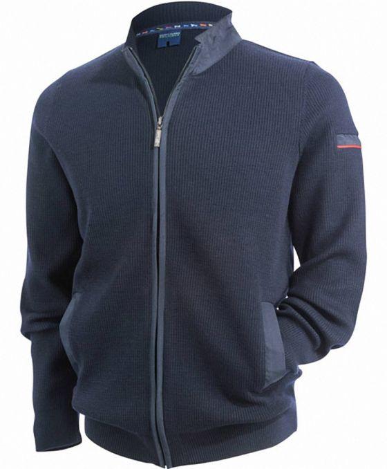 acheter bien 60% de réduction qualité stable NAVIGATEUR veste zippé SAINT JAMES